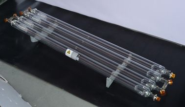 China Weight 35KG Glass Laser Tube 1.9*0.4*0.5M for Laser Die Board Cutting Machine factory