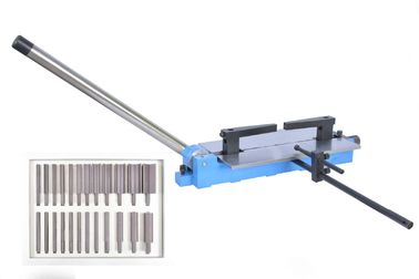 China Easy Operation Manual Die Press , Manual Cutting Machine Feeding Spacing 39cm factory