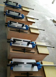 Hydraulic Manual Die Machine Sheet Plate Rolling Cut To Length Stainless Steel