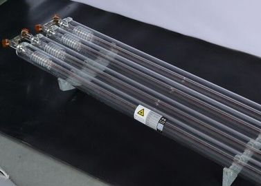 Length 1800mm Glass Laser Tube 600W Stable Operation Industrial Carbon Dioxide